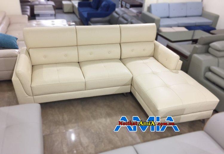 Mẫu sofa sa sang trọng cho phòng khách đẹp SFD 213