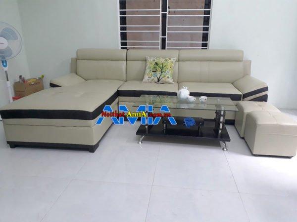 Cách chọn sofa phòng khách sang trọng SFD 131