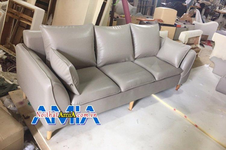 Các bộ ghế sofa của AmiA đều được bảo hành, bảo trì sản phẩm lâu dài trong quá trình sử dụng