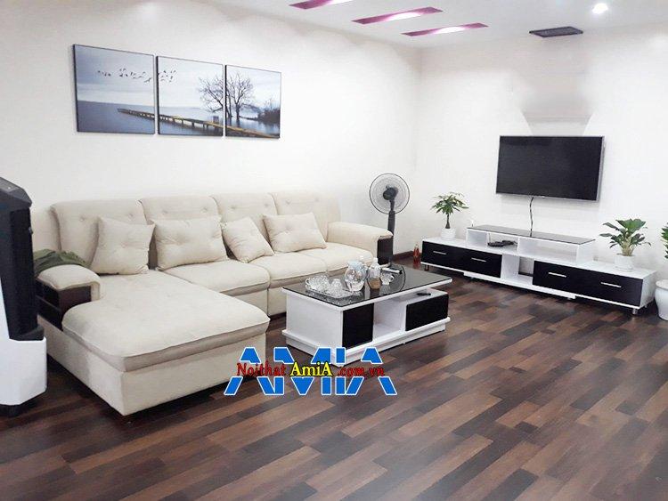 Hình ảnh Combo nội thất phòng khách đẹp hiện đại