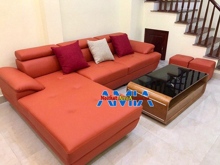 Hình ảnh sofa phòng khách từ 5-10 triệu đồng tại Hà Nội