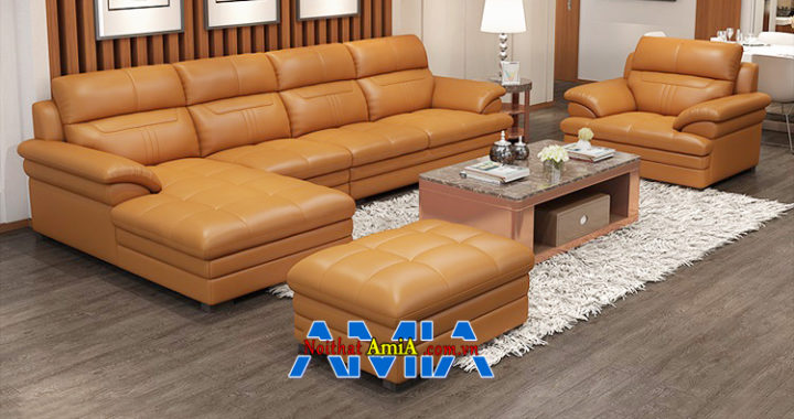 Hình ảnh bộ ghế sofa phòng khách cao cấp trên 20 triệu đồng một bộ
