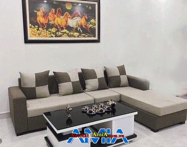bộ ghế sofa góc đẹp