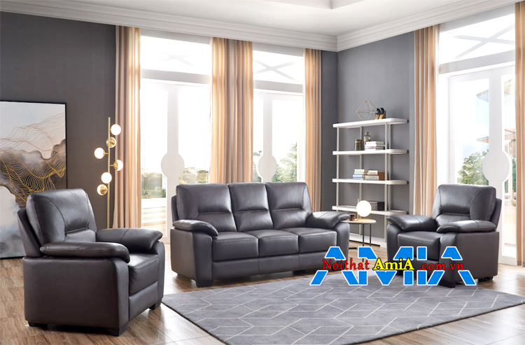 Sofa phòng khách sang trọng dạng văng đẹp 1992100