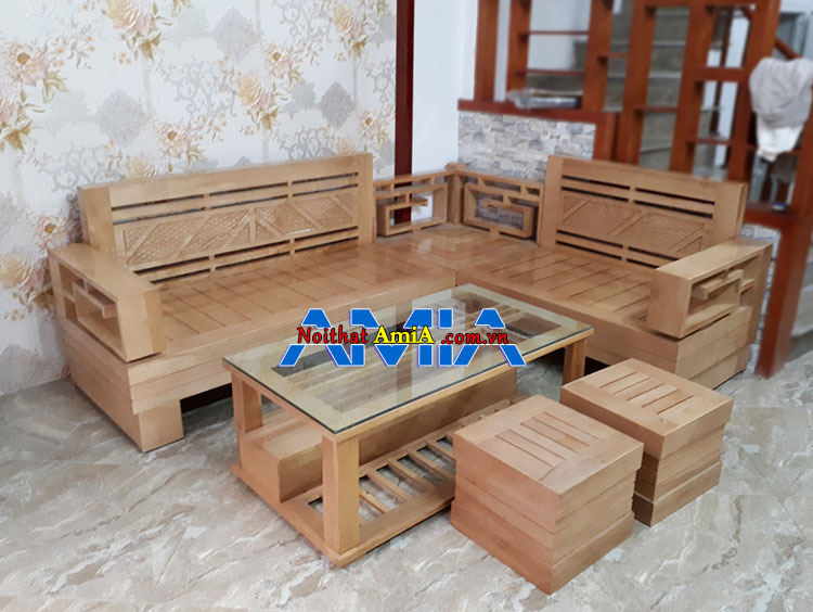 cửa hàng bán sofa giá rẻ SFG 011
