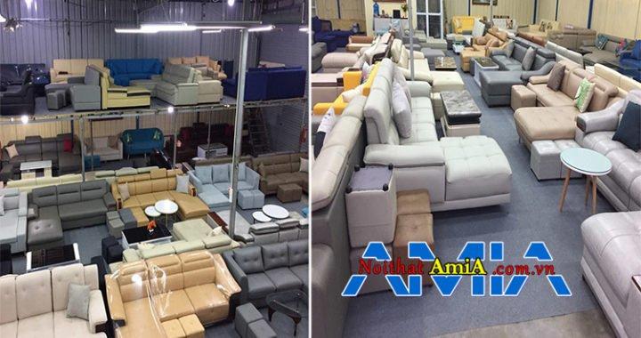 Cửa hàng nội thất giá rẻ tại Hà Nội uy tín