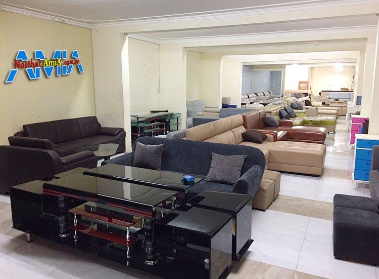 Địa chỉ mua sofa giá rẻ Nguyễn Xiển - AmiA Hà Nội