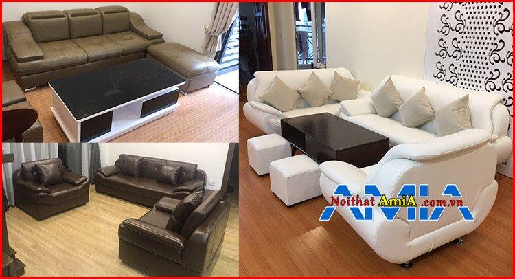 Những địa chỉ mua sofa uy tín tại Hà Nội nhiều mẫu đẹp
