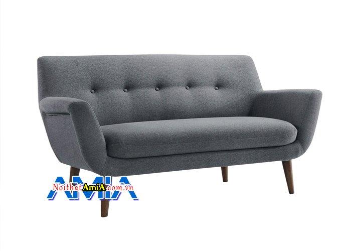 Hình ảnh ghế sofa cho phòng ngủ kích thước nhỏ tiện lợi SFN14047