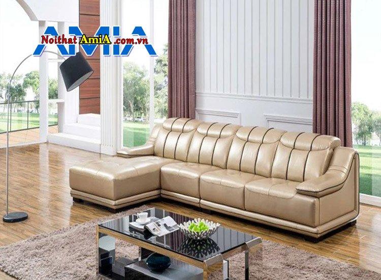 sofa da nhập khẩu Hàn Quốc AmiA SF1992122