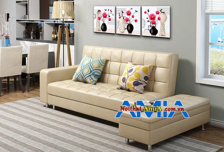 Mẫu ghế sofa giường thông minh tại Hà Nội bán cực chạy