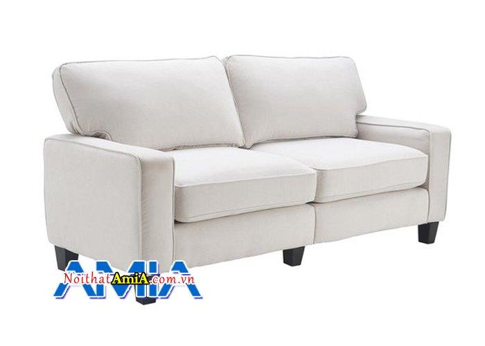 Hình ảnh mẫu ghế sofa trong phòng ngủ vợ chồng hiện đại SFN14068