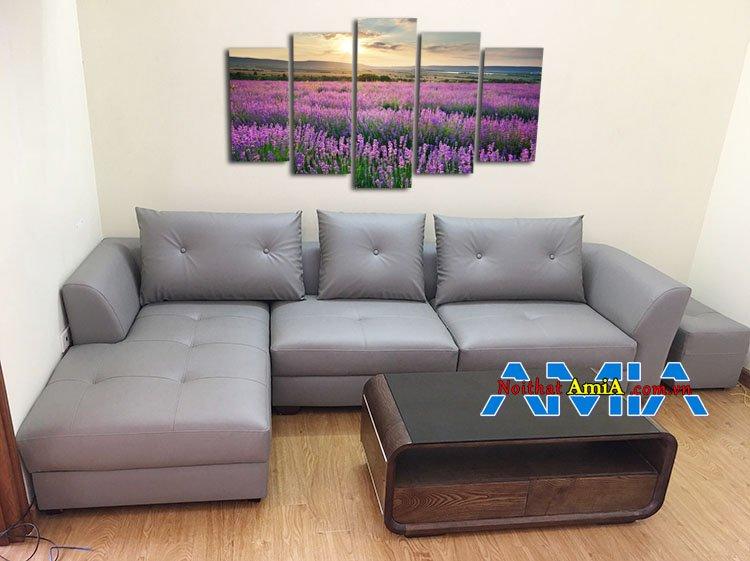 Mẫu Ghế sofa đẹp cho nhà chung cư tiện nghi SFD218