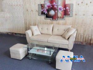 mẫu sofa văng nỉ giá rẻ SFV 156