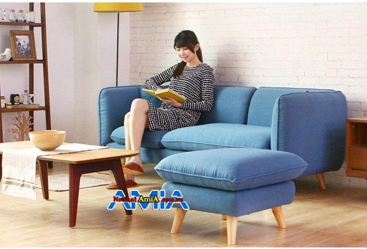 mua ghế sofa văng nỉ hiện đại SFV 225