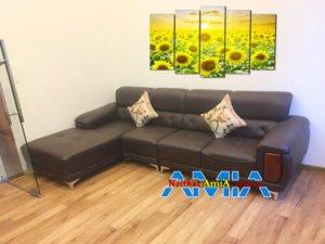 Ghế sofa phòng khách chung cư SFD193