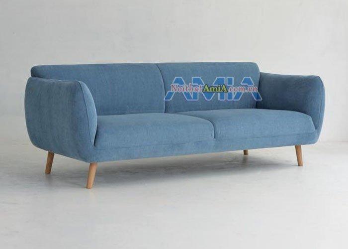 sofa văng nỉ đẹp cho phòng khách SFV 1356