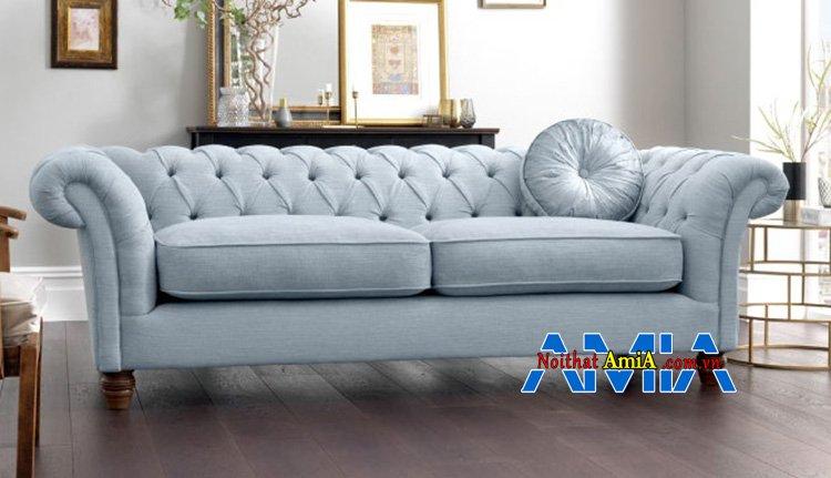 Hình ảnh Sofa tân cổ điển giá rẻ cho phòng khách hiện đại