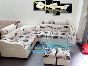 Bộ bàn ghế sofa giá rẻ AmiA SFD133