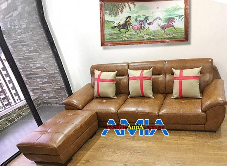 Mua sofa phòng khách tại Chương mỹ đẹp rẻ