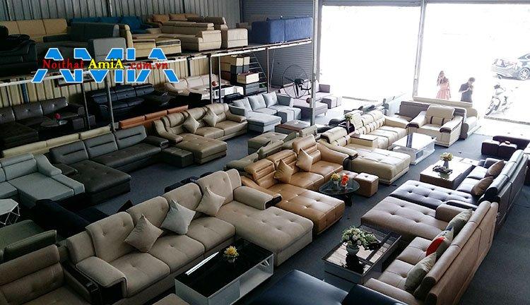Địa chỉ bán sofa da Hàn Quốc tại Hà Nội