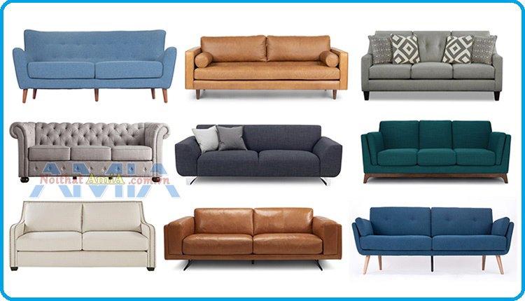 Hình ảnh nhận làm sofa theo yêu cầu tại Hà Nội uy tín