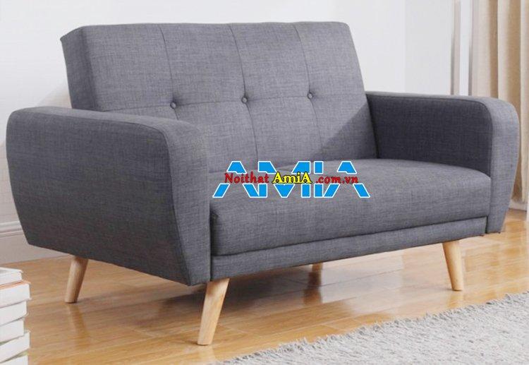 Mẫu ghế trang trí phòng ngủ tay vịn vuông