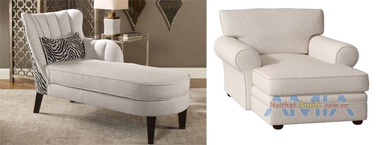 Hình ảnh Mẫu ghế sofa văng thư giãn đẹp