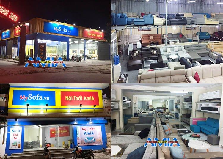 Cửa hàng bán sofa phòng khách đẹp rẻ tại Hà Nội