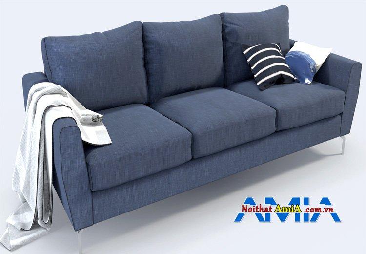 Mẫu ghế sofa 3 chỗ ngồi được ưa chuộng hiện nay
