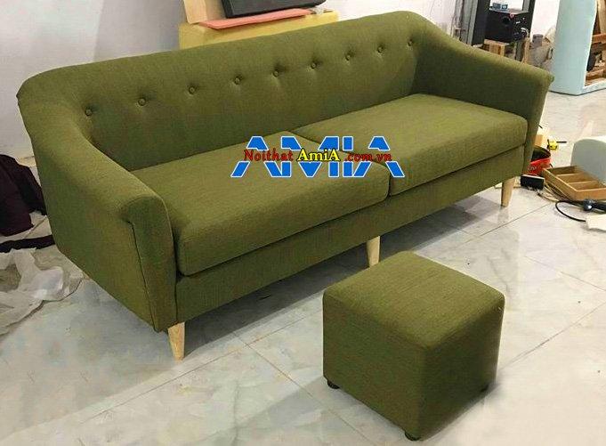 Hình ảnh mẫu ghế sofa văng đóng theo yêu cầu khách hàng