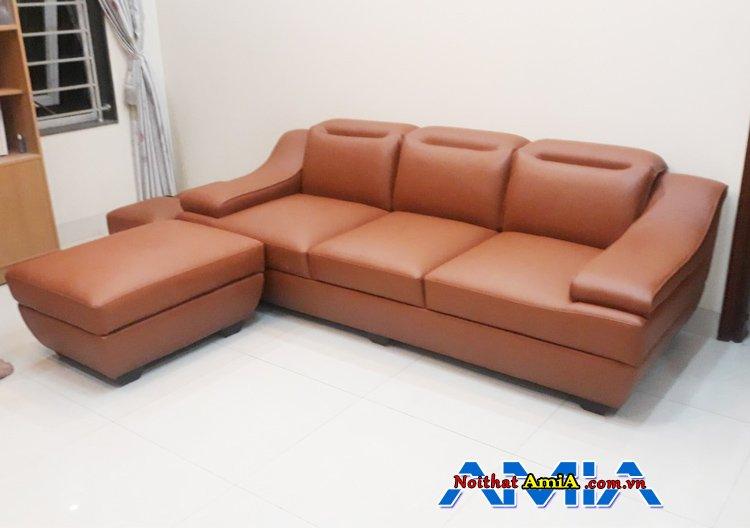 Mẫu ghế sofa phòng khách hiện đại SFD100