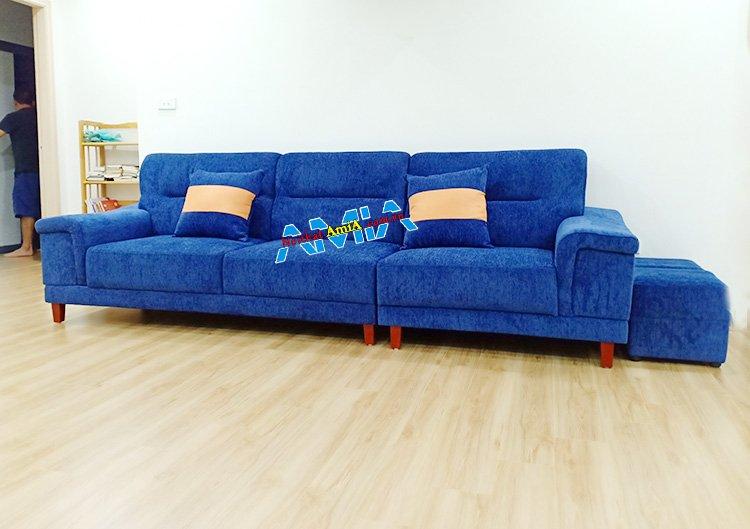 Sofa văng nỉ cho người già