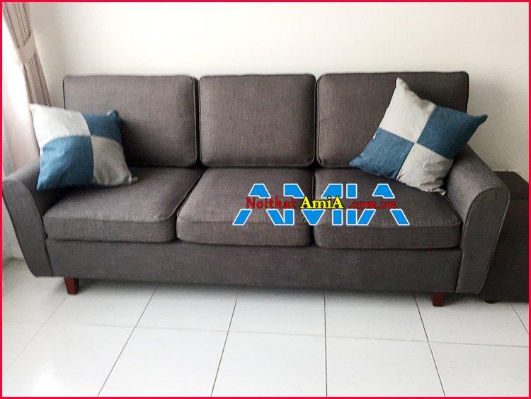 Tổng quan về sofa nỉ ai cũng nên biết