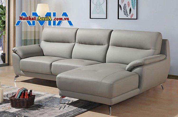 Bàn ghế sofa phòng khách nhỏ gọn AmiA SF1992134