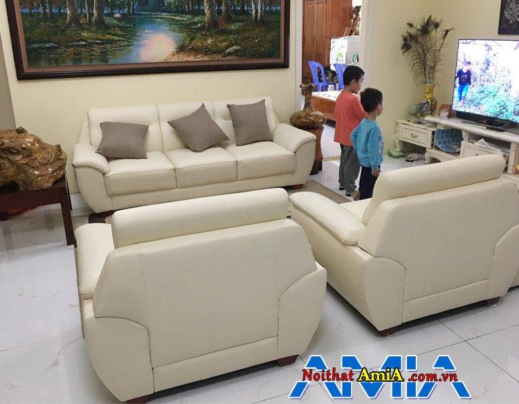 Sofa bộ phòng khách giá trên 10 triệu đẹp