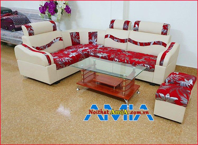 Hình ảnh mẫu ghế sofa chung cư giá rẻ nhất