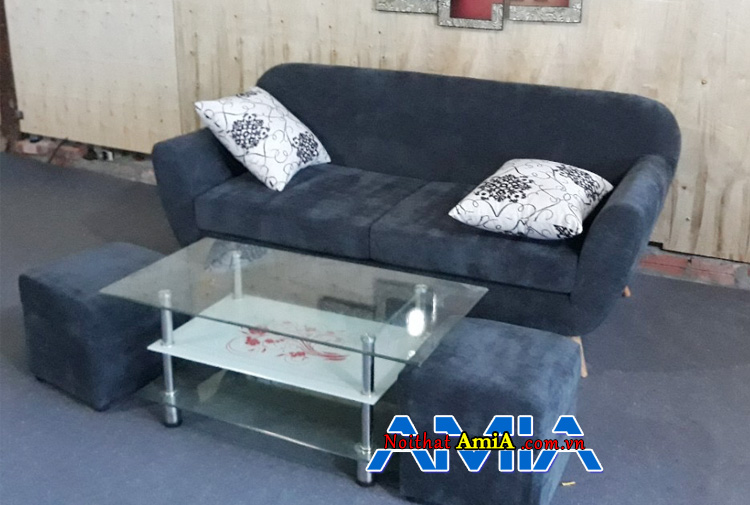 Mua sofa văng nỉ giá rẻ dưới 5 triệu