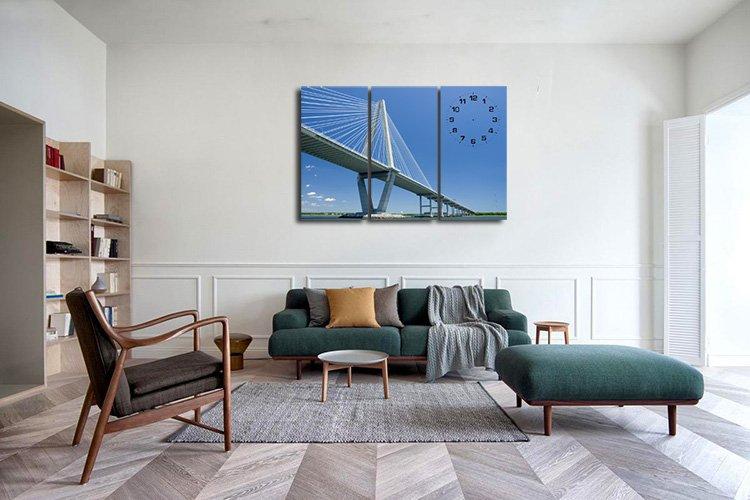 Mẫu nội thất phòng khách chung cư đơn giản lại đẹp