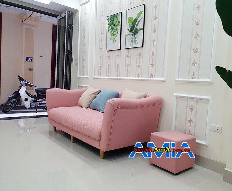 Hình ảnh mẫu sofa đẹp cho chung cư nhỏ dưới 20m2