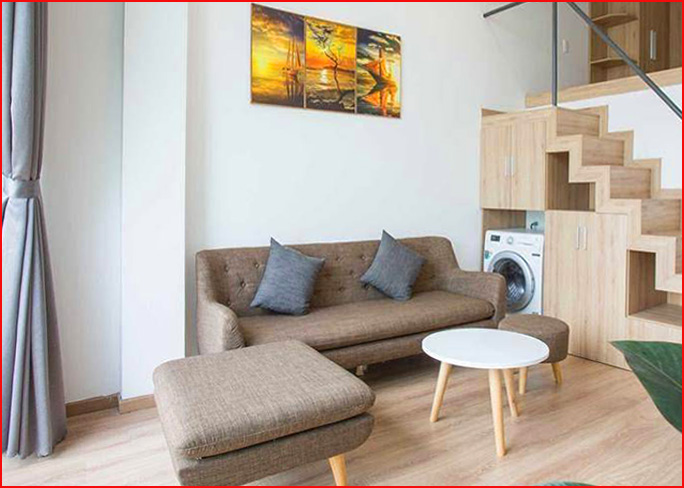 Hình ảnh ghế sofa cho nhà chung cư nhỏ dưới 40m2