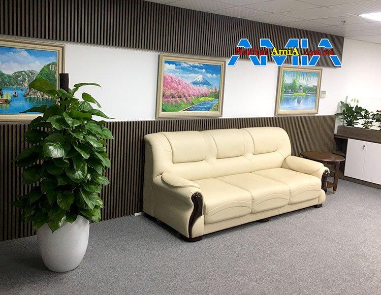 Mẫu ghế sofa kê sảnh căn hộ chung cư