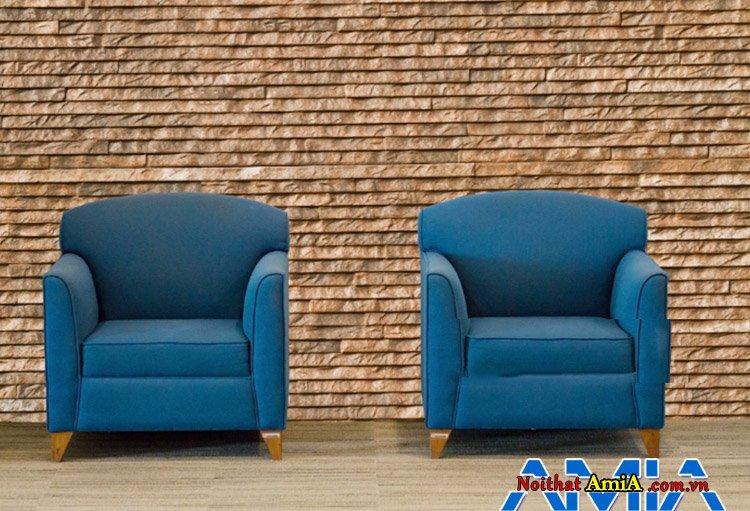 Hình ảnh mẫu ghế sofa đơn được sử dụng cho nhiều văn phòng hiện đại ngày nay