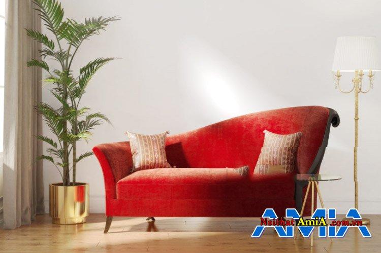 Hình ảnh mẫu sofa thiết kế giường nằm đẹp AmiA SFN020320203