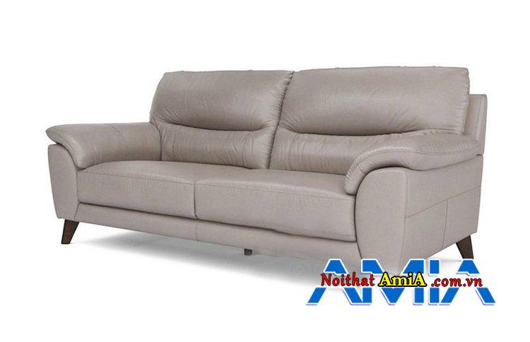 Ghế sofa da nhập khẩu Hàn Quốc 2 chỗ