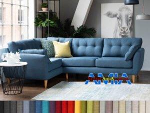 Mẫu sofa góc giá rẻ đẹp cho phòng khách chung cư