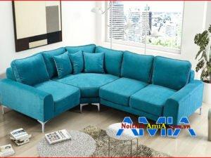 Hình ảnh sofa góc cho biệt thự đẹp 199220