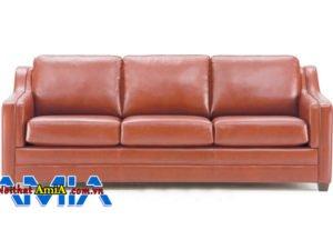 hinh anh ghe sofa mau cam dang vang 3 cho nho gon AmiA Nếu bạn còn chưa sắm cho gia đình mình 1 bộ bàn ghế phòng khách nào. Hãy tham khảo ngay mẫu sofa màu cam thiết kế nhỏ gọn AmiA SFD1910838.