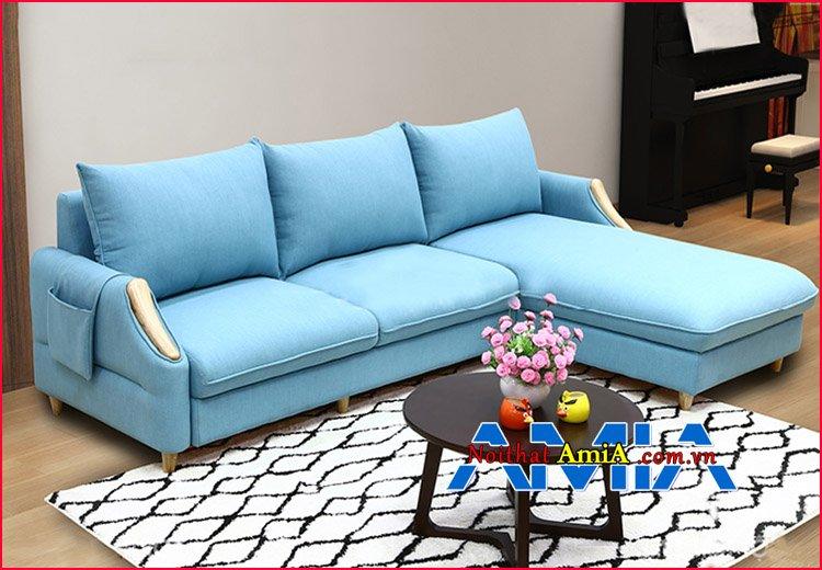 Hình ảnh ghế sofa xanh ngọc được yêu thích nhất