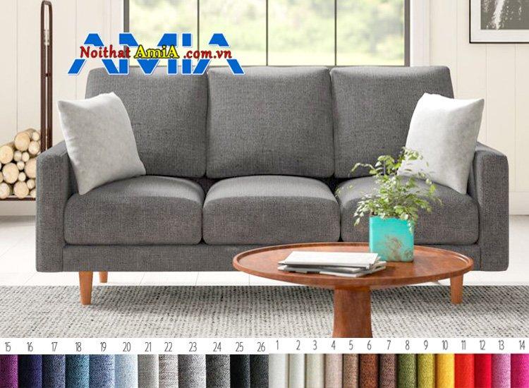 sofa chân gỗ 10cm